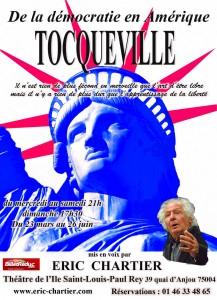 Tocqueville : De la Démocratie en Amérique