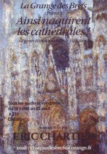 Faure : Ainsi naquirent les cathédrales