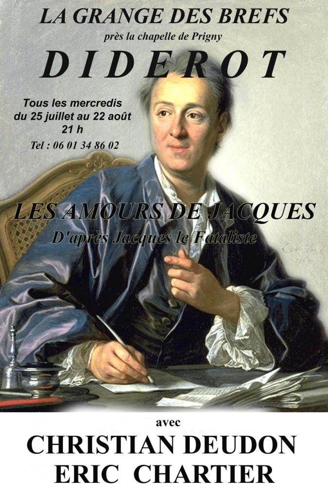 """Diderot : """"Les amours de Jacques"""""""