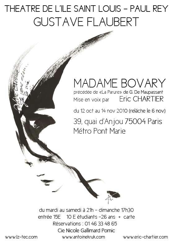"Flaubert : ""Madame Bovary"""